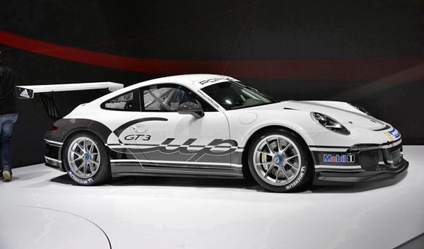 Porsche 911 GT3 2013 Ginebra