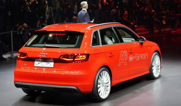Audi A3etron Salón Ginebra 2013