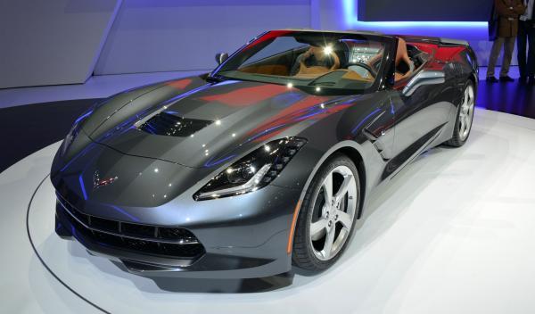 Chevrolet Stingray Salón de Ginebra 2013