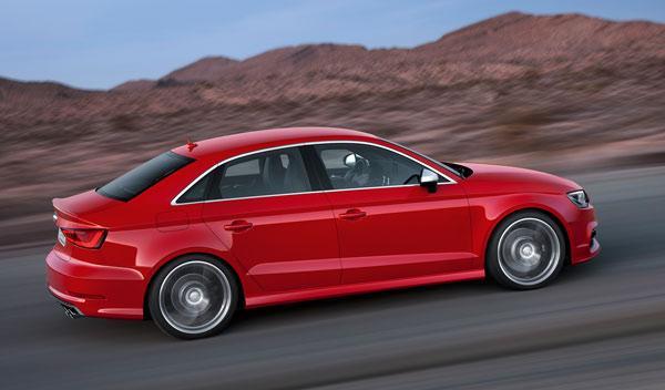 Audi A3 Sedan precio