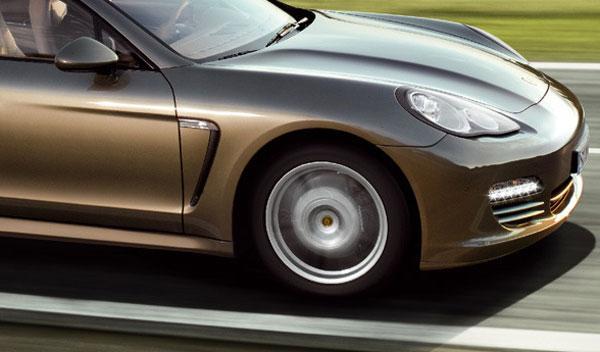Revelado el interior del nuevo Porsche Panamera