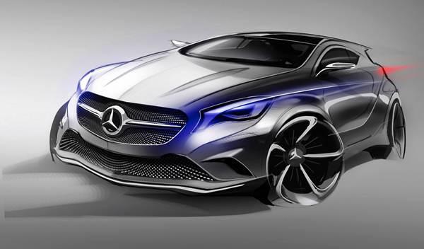 Gama Mercedes Clase X: rivales para el Mini y el A1
