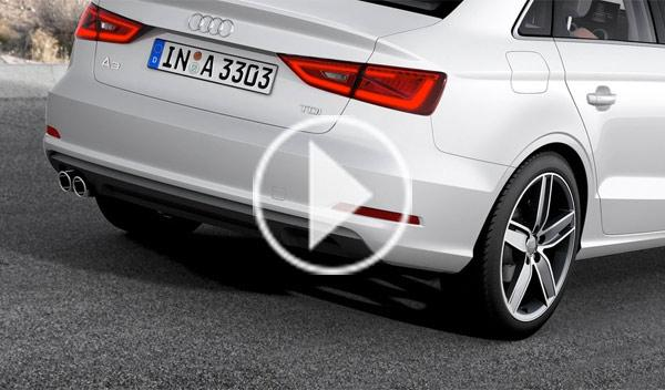 Cazan al Audi A3 Cabrio 2014