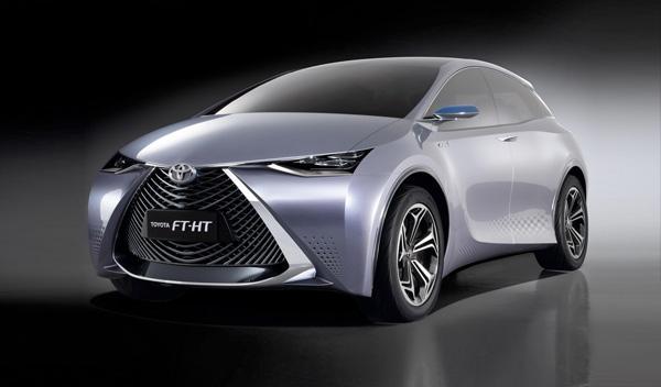 El Toyota FT-HT Yuejia y su primer vídeo oficial