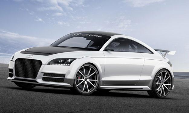 Audi TT ultra quattro concept  Wörthersee Tour 2013