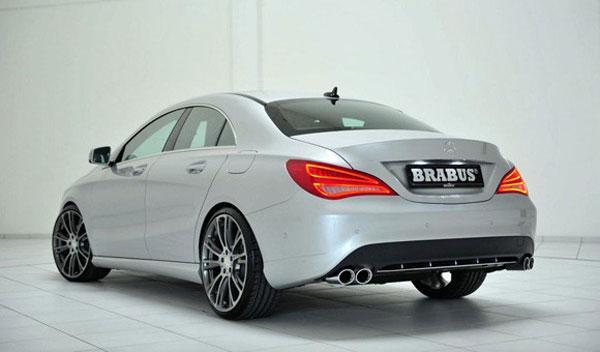 Mercedes CLA Brabus