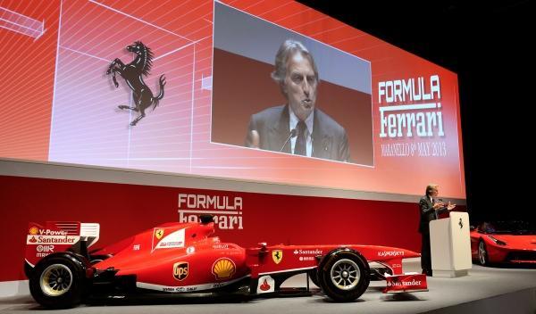 """Ferrari: """"Vamos a fabricar menos coches en 2013"""""""