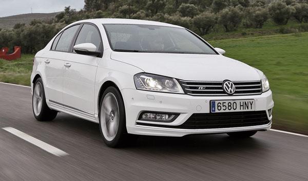 Volkswagen Passat R Line 2.0 TDI DSG precio
