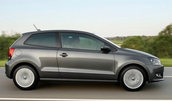 Cazado el nuevo Volkswagen Polo