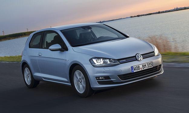 Volkswagen Golf TDI BlueMotion 2013 delantera