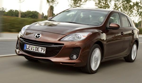 Celebración el 10º Aniversario del Mazda3