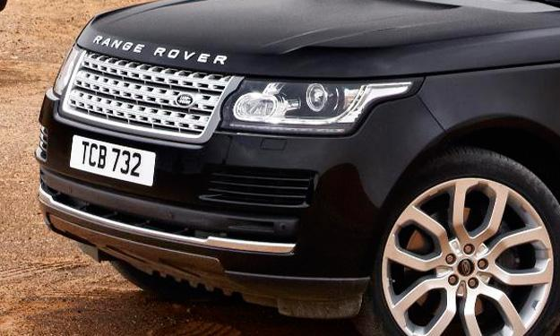 Cazan al Range Rover LWB con batalla larga