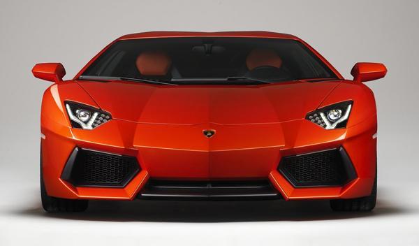 Un Lamborghini Aventador podría ser achatarrado