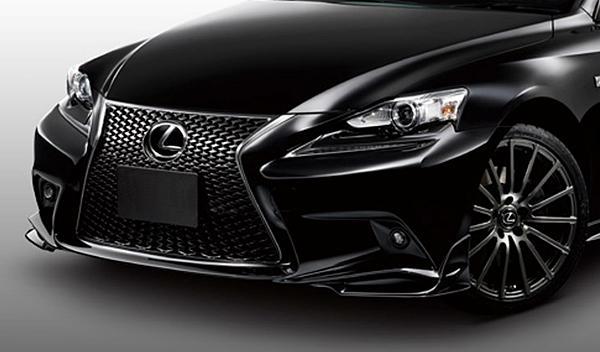 El Lexus IS-F Coupe, cazado