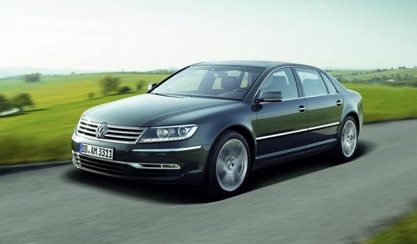 El Volkswagen Phaeton 2015 podría presentarse en Detroit