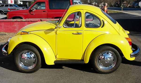 volkswagen escarabajo modificado