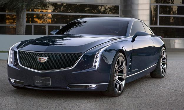 Cadillac Elmiraj Concept delantera