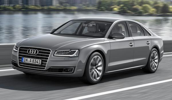 Audi A8 2013 frontal