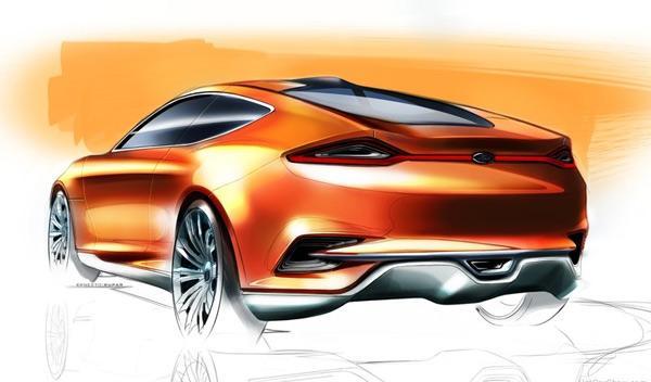 Nuevo concept de Ford en la IFA de Berlín 2013