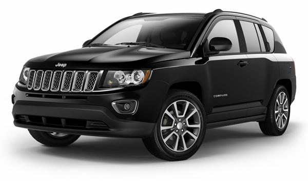 Jeep Compass 2014: ligeras mejoras para el pequeño