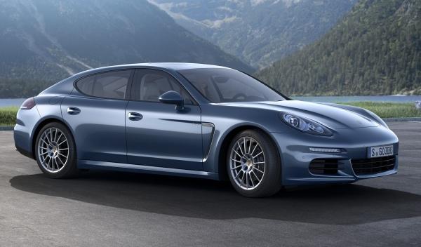 Nuevo Porsche Panamera diésel, 300 CV y más deportividad
