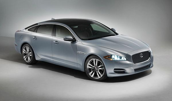 Jaguar XJ 2014 frontal