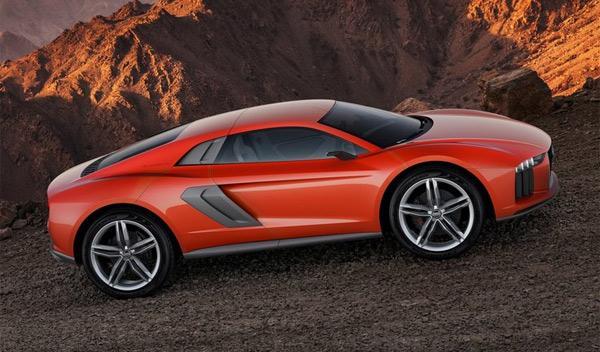 Sigue en directo la presentación de Audi en Frankfurt