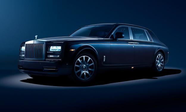 Rolls-Royce Phantom Celestial delantera