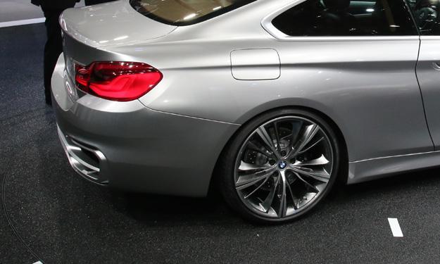 Cazan al BMW Serie 4 M Gran Coupe