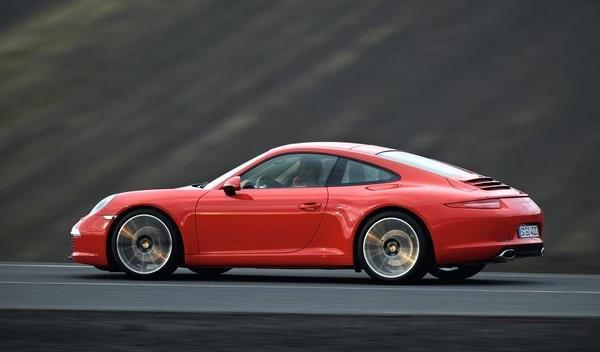 Los futuros Porsche, desvelados en un descuido