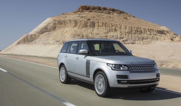 Land Rover, 'ahogado' por el éxito, no cubre la demanda