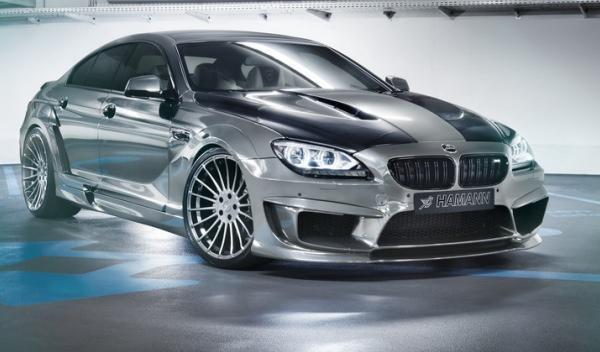 Hamann Mirror GC: un BMW M6 GC... diferente