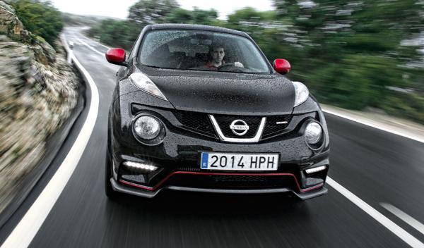 Nissan Juke Nismo delantero