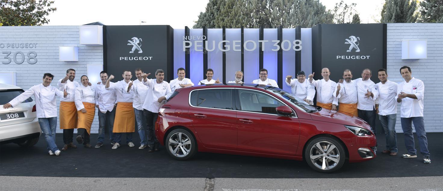 Nuevo Peugeot 308, a la venta el 10 de octubre