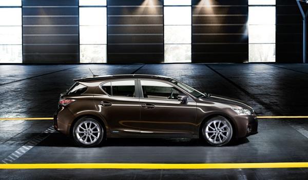 Lexus CT 200h Hybrid Plus: solo 30 unidades para España