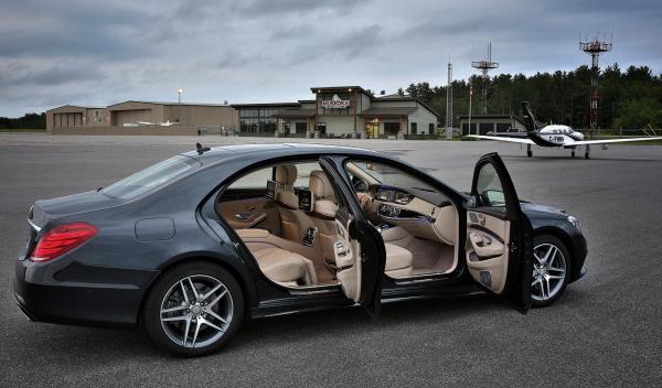 Nace Mercedes Benz-Renting: alquiler de berlinas para Pymes