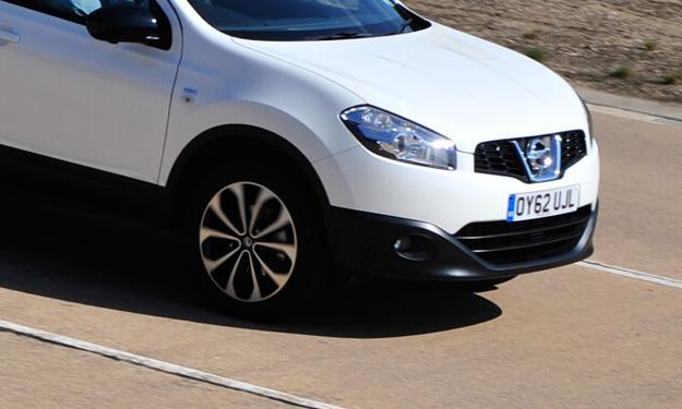 El Nissan Qashqai eléctrico podría ser una realidad
