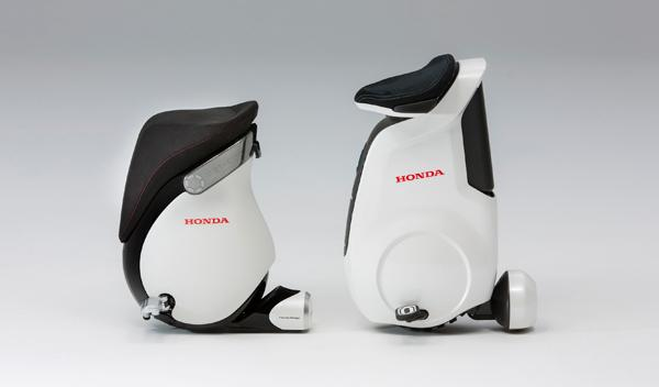 Honda presentará el UNI-CUB Beta en el Salón de Tokio 2013