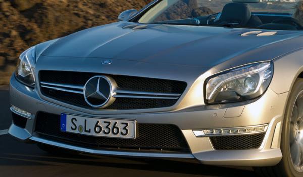 Mercedes SL Shooting Brake: ¿una locura?