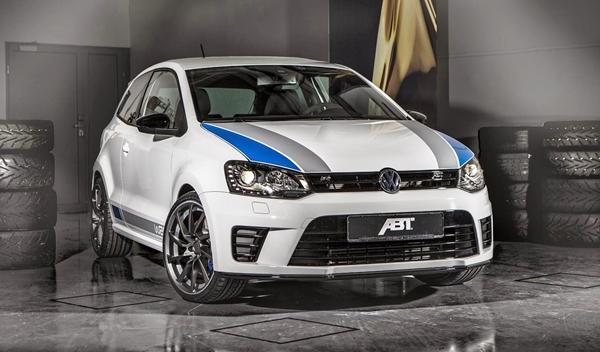 ABT Polo R WRC frontal