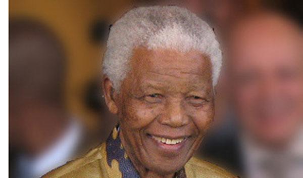 Nelson Mandela y su Mercedes Clase S especial