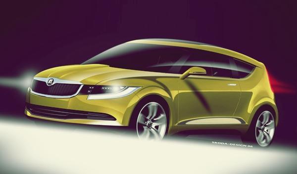 Skoda lanzará un SUV en 2016 basado en el CrossBlue