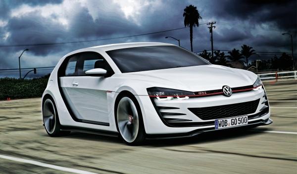 Nuevo Golf GTI Design Edition