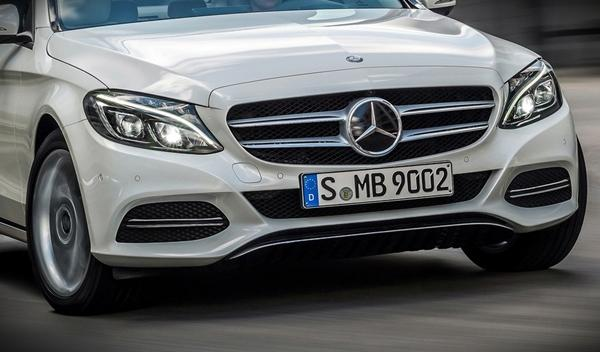 Desvelado el Mercedes Clase C 2014 AMG Line