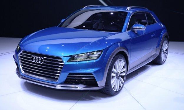 Audi podría lanzar un TT crossover
