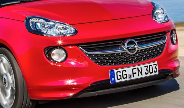 Cazado el nuevo Opel Adam Cabrio