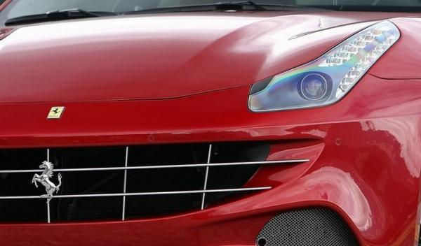 Ferrari FFX, filtrado: un modelo único de Special Projects