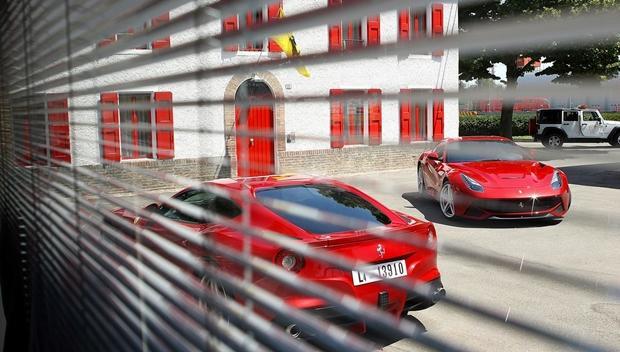 Ferrari no abandonará Italia para irse a Holanda