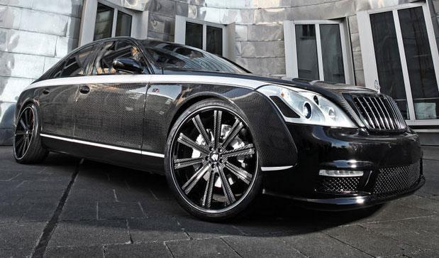 Maybach Knight Luxury