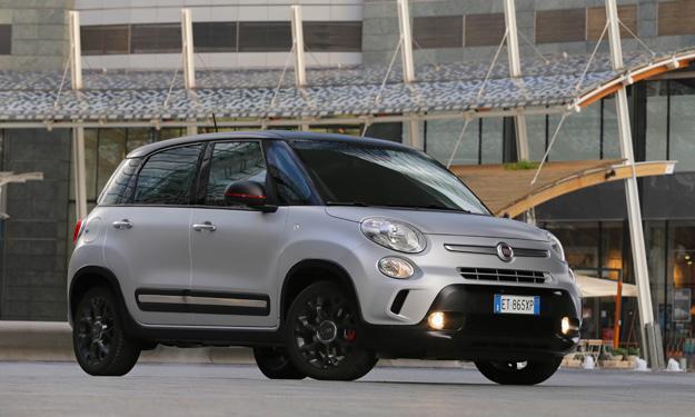 Fiat 500L Beats Edition delantera